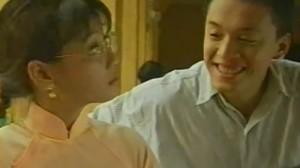 Mặt sau cánh gà - Clip: Thu Minh, Lam Trường thuở ngô nghê