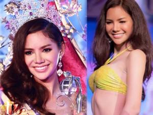 Nữ bác sĩ xinh đẹp đăng quang Hoa hậu Chuyển giới Thái