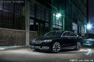Soi phiên bản Chevrolet Impala Midnight Special Edition