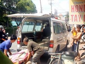 An ninh Xã hội - TP.HCM: Thợ sửa xe tay ga chết bí ẩn