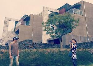 Ngôi sao điện ảnh - Jang Dong Gun hẹn hò lãng mạn với vợ