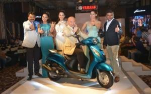 Xe xịn - Yamaha Fascino giá 17,8 triệu đồng cho giới trẻ