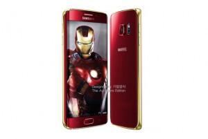 """Tin tức công nghệ - Galaxy S6 Edge Iron Man """"vỏ sắt"""" ra mắt cuối tháng 5"""