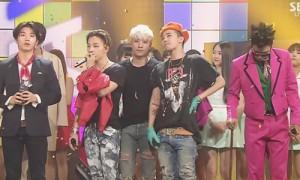 Ca nhạc - MTV - Big Bang không có đối thủ trên các sân khấu cuối tuần
