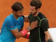 Tennis - Murray đầy hãnh diện khi hạ gục Nadal