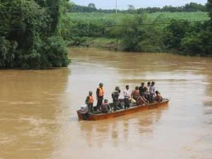 Giáo dục - du học - Tắm sông Lam, hai học sinh bị nước cuốn mất tích