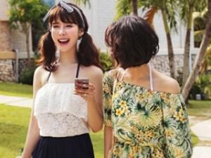 4 kiểu váy bạn nên thử ngay hè này