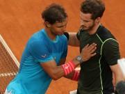 Thể thao - Nadal xuống số 7: Vua đất nện chỉ còn hư danh