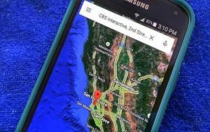 Công nghệ thông tin - Cách dùng 3 tính năng mới của Google Maps 9.8