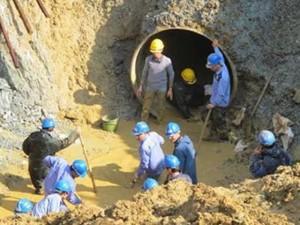 Tin tức trong ngày - Bắt 2 nguyên GĐ Vinaconex: Đường ống nước có hết vỡ?