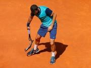 Thể thao - Tennis 24/7: Dimitrov đập nát vợt vì Nadal