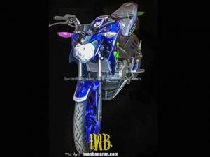 Xe xịn - Yamaha FZ150i đời mới lộ diện