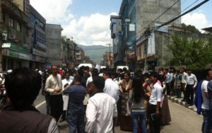 Nepal: Lại động đất 7,3 độ richter, ít nhất 18 người thương vong