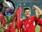 Ngôi sao bóng đá - Nếu Gerrard chọn Chelsea: Danh hiệu & huyền thoại