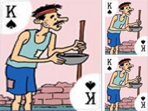 Lão Đồng Nát học lỏm mẹo cai cờ bạc