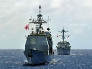 Thế giới - Tàu chiến Mỹ sẽ áp sát đảo phi pháp TQ ở Biển Đông?