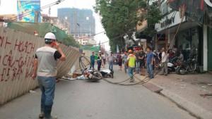 Tin tức trong ngày - Đường sắt trên cao: Những tai nạn ám ảnh người dân HN