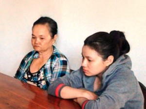 An ninh Xã hội - Hai mẹ con lái vỏ lãi chở hàng ngàn gói thuốc lá lậu