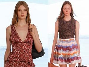 Thời trang - Hè tưng bừng trong thiết kế mới của Dior