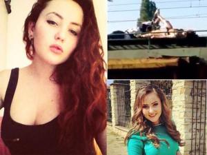 """Bạn trẻ - Cuộc sống - Cô gái chết thảm vì chụp ảnh """"tự sướng"""" trên nóc tàu"""