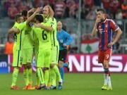 Bóng đá - Thú vị: Cứ thắng Bayern ở bán kết là có cúp châu Âu