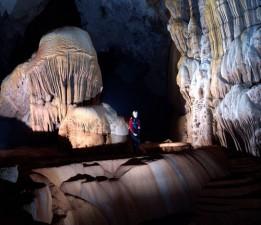 Mỹ truyền hình trực tiếp về hang Én và hang Sơn Đoòng
