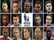 """Bóng đá Ngoại hạng Anh - Cầu thủ tự do Hè 2015: """"Hàng HOT"""" Drogba, Milner"""
