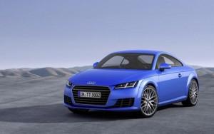Ô tô - Xe máy - Khám phá xế mới Audi TT 2016 giá 950 triệu đồng