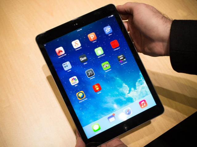 Doanh số èo uột, iPad Air đi về đâu?