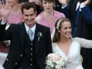 Tennis - Murray thăng hoa đột ngột là nhờ lấy vợ