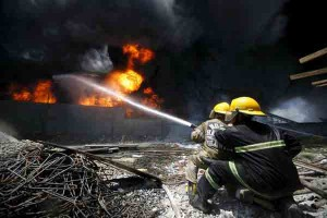 Thế giới - Philippines: Cháy nhà máy, gần 100 người chết, mất tích