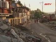 Video An ninh - Lại động đất ở Nepal: Số người chết tăng lên từng giờ