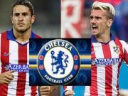 """Bóng đá Tây Ban Nha - Chelsea nhận """"quả đắng"""" từ Atletico"""