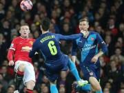 """Sự kiện - Bình luận - Trước vòng 37 NHA: Old Trafford """"ám"""" Arsenal"""