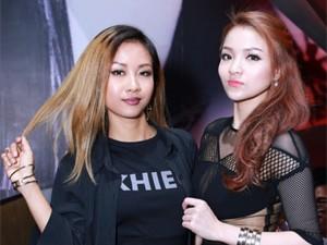 Ca nhạc - MTV - Thủy Top gợi cảm  bên Suboi cá tính