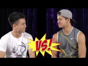 """Mặt sau cánh gà - """"Phấn khích"""" với cuộc đối thoại của 2 hotboy VN Idol"""