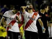 """Bóng đá - """"Trò bẩn"""" nhất lịch sử trận siêu kinh điển Argentina"""