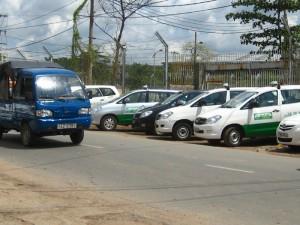 Thị trường - Tiêu dùng - TP.HCM: Giá cước taxi tăng theo giá xăng, dầu
