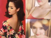 Clip làm điệu của hot girl Lilly Luta, Tâm Tít, Ngọc Thảo