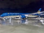 Tin tức Việt Nam - Ngắm Boeing 787-9 Dreamliner đầu tiên của Vietnam Airlines
