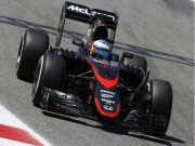 Thể thao - Chấm điểm Spanish GP: Não nề McLaren (P2)