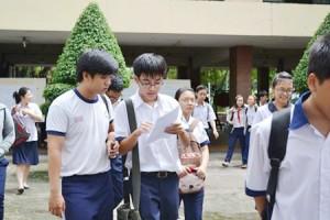 Giáo dục - du học - Hà Nội: Hơn 80.000 học sinh nộp phiếu đăng ký dự tuyển vào lớp 10