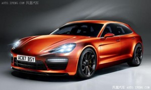 Xe xịn - Xe điện của Porsche sẽ trình làng vào năm 2017-2018