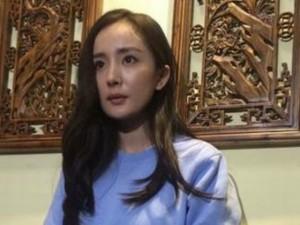 Dương Mịch tiều tụy sau scandal clip nhạy cảm