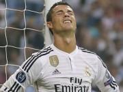 Bóng đá Tây Ban Nha - SAO 360 độ: Ronaldo khóc như mưa vì bị loại ở C1