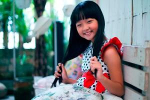 """Ngôi sao điện ảnh - Ấn tượng với cô bé đang """"hot"""" nhất màn ảnh Việt"""