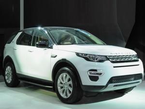 Land Rover Discovery Sport thách thức đối thủ