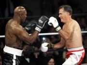 Võ thuật - Quyền Anh - Boxing: Holyfield hạ cựu ứng viên tổng thống Mỹ