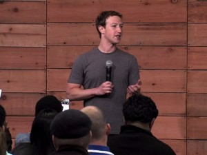 Game - Mark Zuckerberg: Hãy để trẻ em chơi game