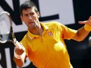 Thể thao - Djokovic - Ferrer: Không thể cưỡng lại (BK Rome Masters)